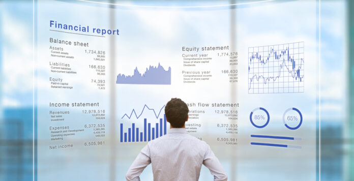 Digitale Geschäftsberichte sollen ansprechender wirken.