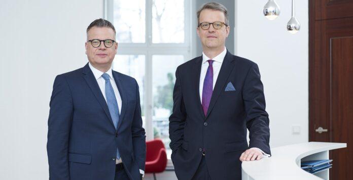 Die beiden Stellmach & Bröckers-Partner Georg Heidemann (links) und Markus Küthe gründen ihre eigene Kanzlei.
