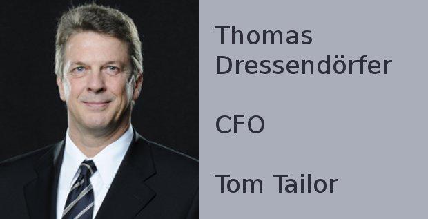 Ein Nachtmensch, der Probleme gern auf langen Autofahrten löst: Der FINANCE-Fragebogen mit Tom-Tailor-CFO Thomas Dressendörfer.