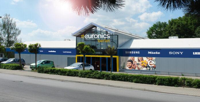 Euronics reagierte auf die Coronakrise, indem der Elektronikhändler die Prozesskette des Onlinegeschäfts verlagerte.