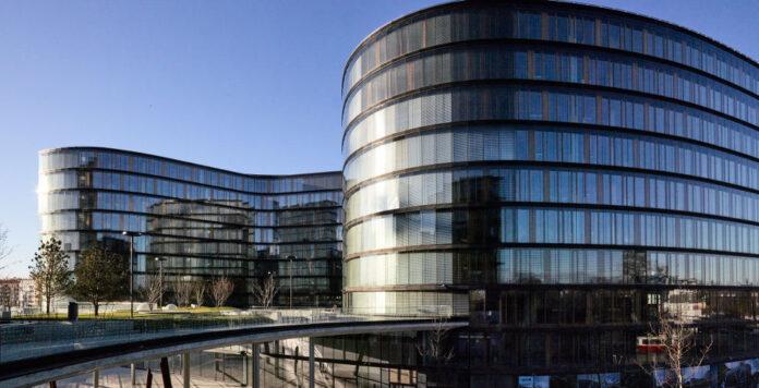 Firmenzentrale der Erste Group in Wien: Den Österreichern ist am Schuldscheinmarkt ein Coup gelungen.