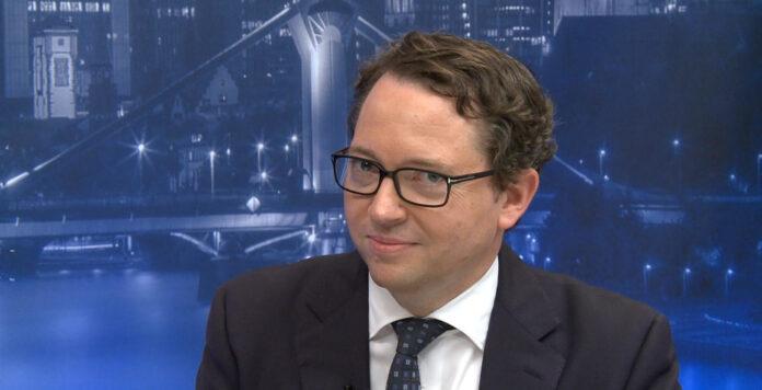 Hat sich mit Aktien eingedeckt: Rainer Beaujean, neuer Finanzchef von ProSiebenSat.1.