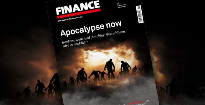 Unsere Titelgeschichte: Zombies und Co. – was rollt da auf die deutsche Wirtschaft zu?