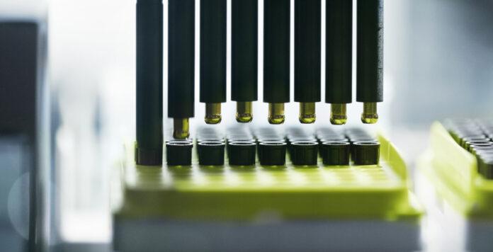 Enttäuschender IPO: Die Mainzer von Biontech haben bei der Premiere an der New Yorker Tech-Börse weniger Kapital eingesammelt als erwartet.