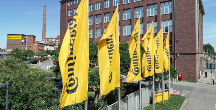 Continental schließt einen an Nachhaltigkeitskomponenten gekoppelten Kredit ab.