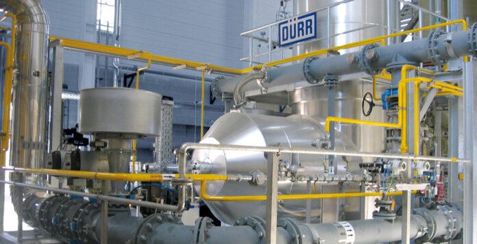 Der Maschinenbauer Dürr hat als erstes Unternehmen weltweit einen nachhaltigen Schuldschein platziert.
