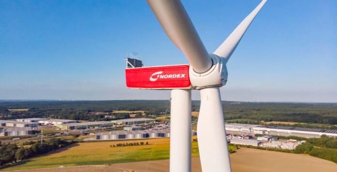 Der Windturbinenhersteller Nordex hat sich mit staatlicher Unterstützung einen neuen Kredit gesichert.