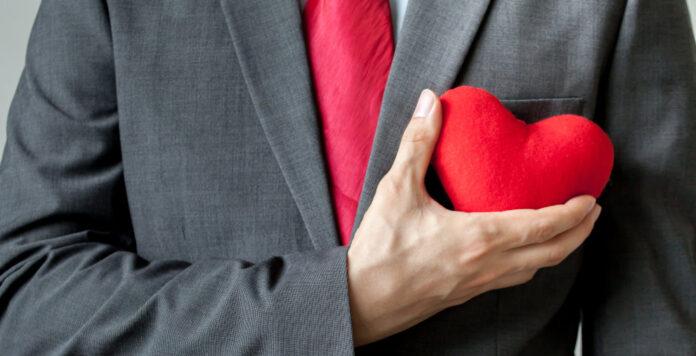Ein Herz für Fintechs? Wer beim Firmenkunden landen möchte, muss oft erst einmal den Firmenkundenbetreuer überzeugen.