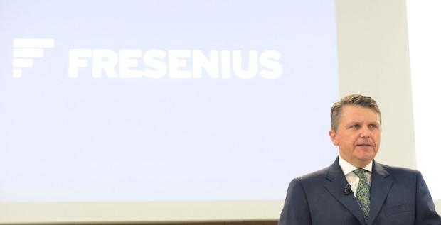Fresenius-Chef Stephan Sturm will weiter zukaufen. Über seine Sparte Kabi führt der Dax-Konzern fortgeschrittene M&A-Gespräche mit dem US-Generikahersteller Akorn.