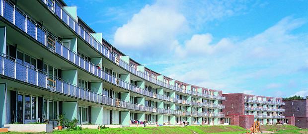 Gagfah-Wohnanlage in Hamburg: Gagfah-CFO Gerald Klinck sucht nach Zukäufen für Deutschlands drittgrößtes Wohnungsportfolio.