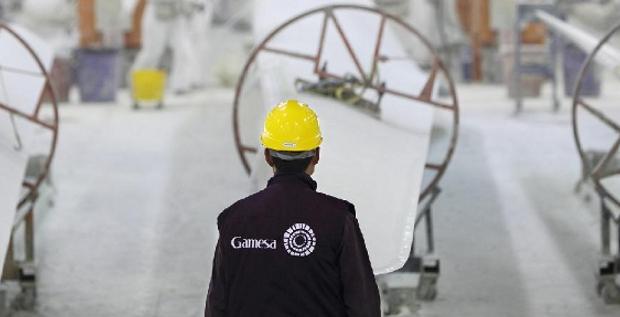 Gamesa-Werk im chinesischen Tianjin: Der geplante Zukauf des spanischen Windkraftanlagenbauers könnte Siemens eine halbe Milliarde Euro mehr kosten.