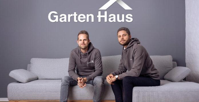 Haben ihr Unternehmen an den Private-Equity-Investor 3i verkauft: die beiden Gartenhaus-Gründer Sebastian Arendt (links) und Olivier Renaux (rechts).