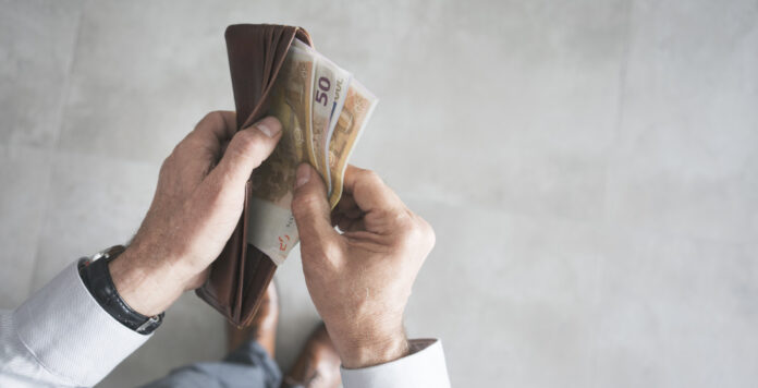 Das Gehalt vieler Risikomanager kann sich sehen lassen.