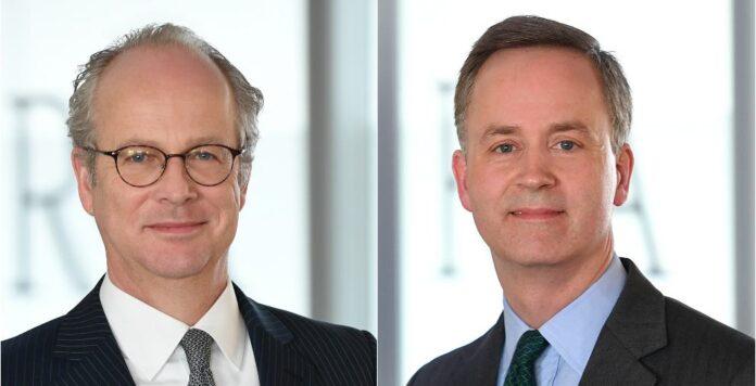 Werden im Zuge der Übernahme künftig ihre Dienste unter dem Dach des Beratungshauses Rautenberg & Company anbieten: Philipp Hochberg und Gerd Bassewitz.