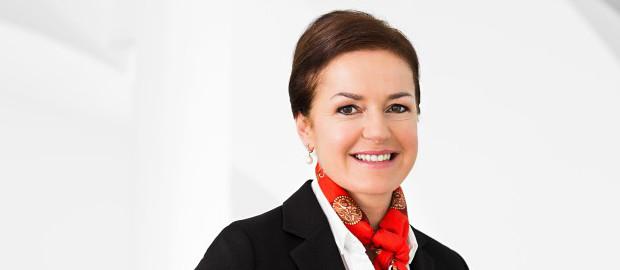 Judith Hartmann tritt nach einer kurzen Einarbeitungszeit Mitte März ihre neue Stelle beim Energiekonzern GDF Suez an.