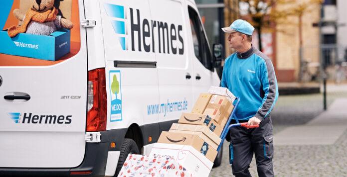 Investor Advent beteiligt sich an Hermes, das bislang komplett der Otto Group gehörte.