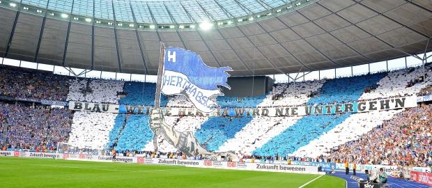 Aufbruchstimmung bei Hertha BSC Berlin: Jetzt, da der Klub die Schulden los ist, könnte der Vormarsch ins Bundesligamittelfeld endlich gelingen.