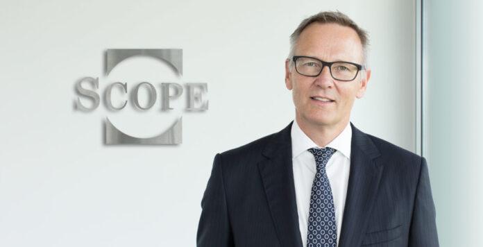Geht in den wohlverdienten Ruhestand: Scope-Ratings-Chef Torsten Hinrichs.
