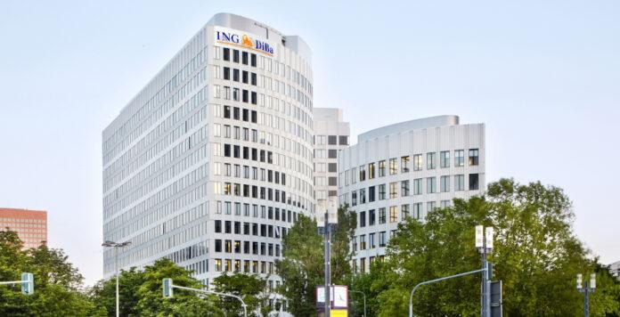 Auch in der ING-Zentrale in Frankfurt wachsen die Bäume nicht mehr in den Himmel.