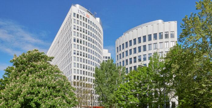 Zentrale in Frankfurt: Auch die ING spürt die Folgen der Pandemie.