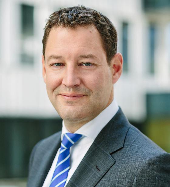 Norman Tambach wird ab 1. April neuer ING-Deutschland-CFO.