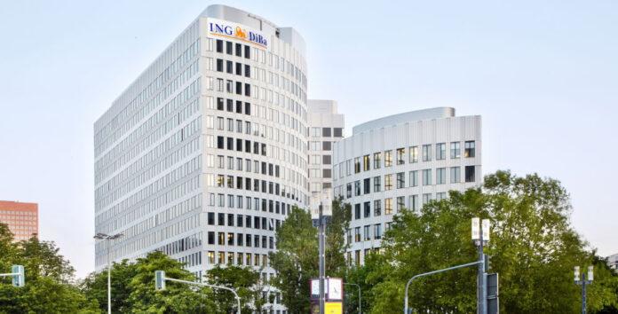 ING-Zentrale in Frankfurt am Main: bald auch in anderen deutschen Metropolen präsent.