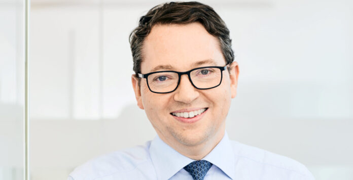 Aufgestiegen: ProSiebenSat.1-CFO Rainer Beaujean