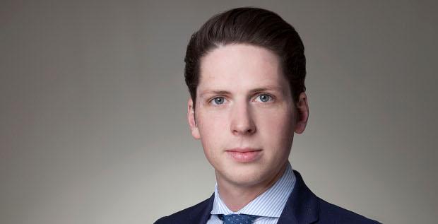 Karrieresprung mit 30: Jan-Philipp Weitz wird neuer CFO der Deutschen Rohstoff AG.