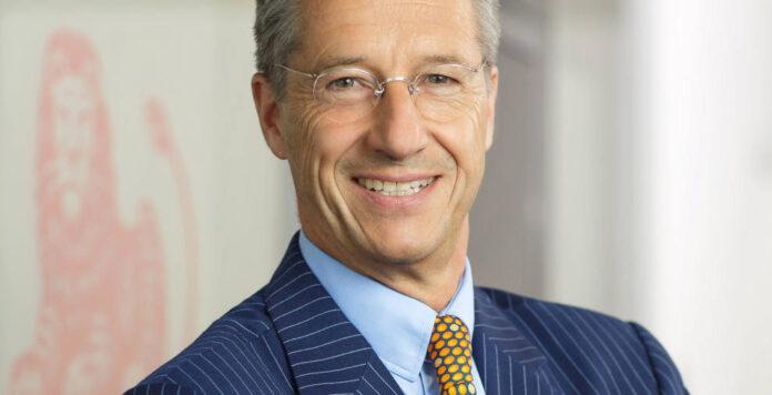 Firmenkundenchef Joachim von Schorlemer wird bei der ING neuer stellvertretender CEO.