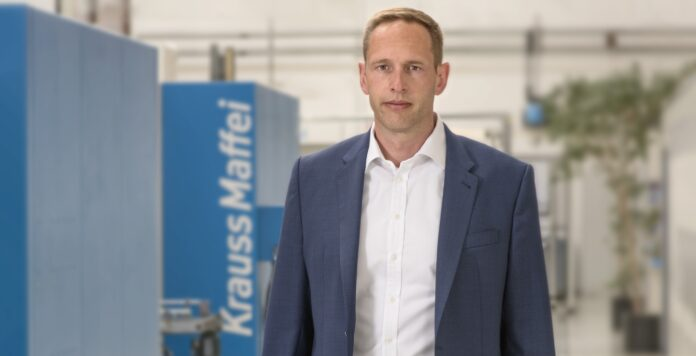 Freut sich auf seinen neuen CFO-Job bei KraussMaffei: Jörg Bremer