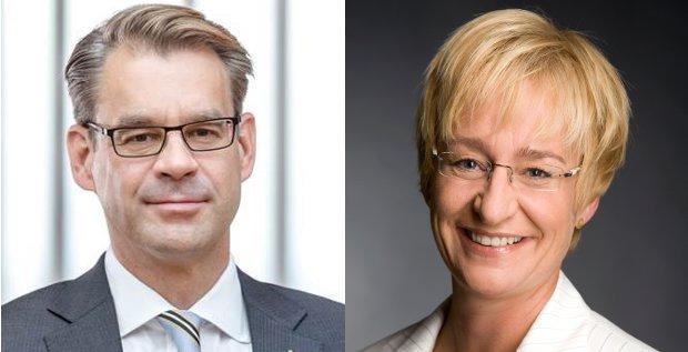 Marcus Jentsch hat Juwi verlassen, neue Finanzchefin wird Dagmar Rehm.