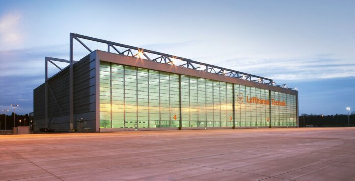 Hangar der Lufthansa Technik: Befindet sich hier ein wertvolles Asset, das die Lufthansa zur Bilanzsanierung verkaufen kann?