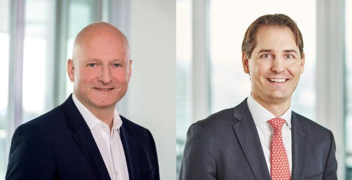Oliver von Rosenberg (links) und Alexander Jüngst wechseln als Partner zu Heuking Kühn Lüer Wojtek.