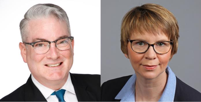 Die Wirtschaftsanwälte Mark Devlin und Susanne Ries verstärken den Bereich Corporate Capital Markets bei Hogan Lovells.