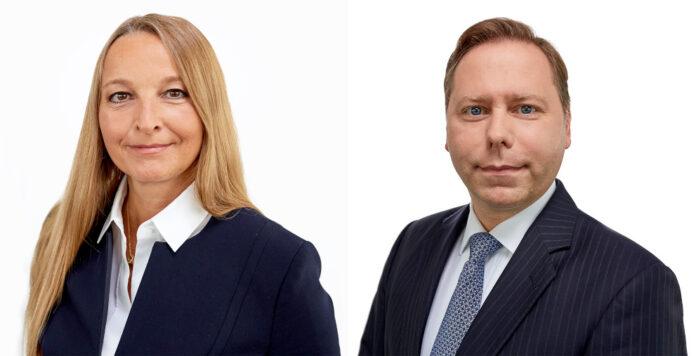 Heike Müller-Menn und Henry Michel Palm haben bei Wellensiek in Köln angeheuert. Sie verstärken das Insolvenzteam der auf Restrukturierungen spezialisierten Kanzlei.