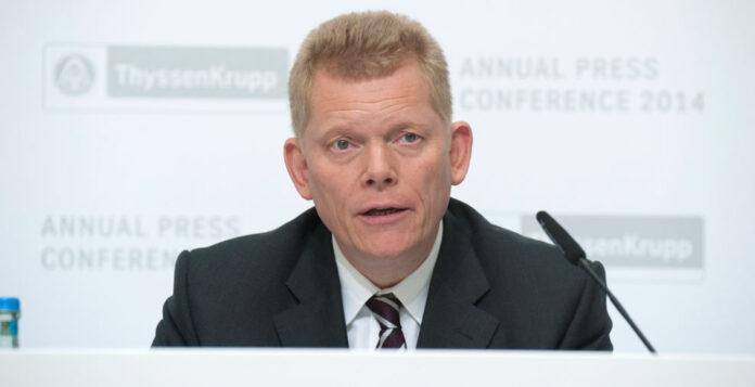 Bald Interims-CEO? Der Aufsichtsrat von ThyssenKrupp will offenbar CFO Guido Kerkhoff übergangsweise zum Vorstandschef berufen.