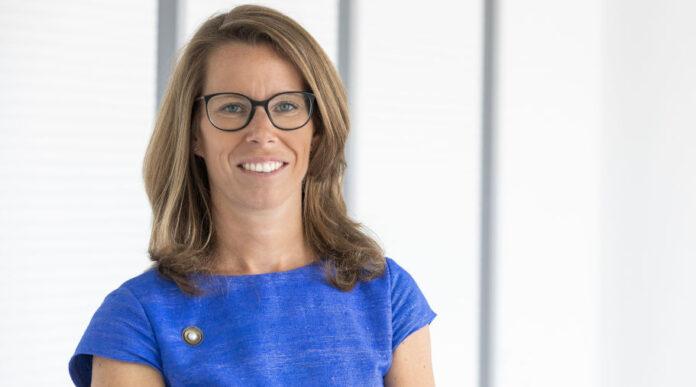 Ab 1. Januar 2021 erste Frau im Konzernvorstand der LBBW: Finanzchefin Stefanie Münz