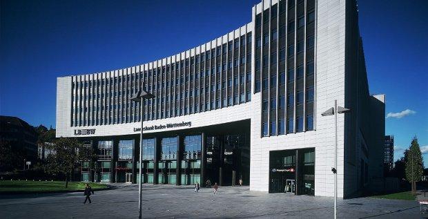 Die LBBW ist im Rechtsstreit mit einem ehemaligen Geschäftsführer der Südeleasing und Südfactoring.