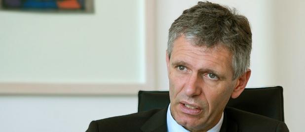 LBBW-Vorstand Karl-Manfred Lochner setzt auf unbedingten stategischen Willen und die richtigen Leute.