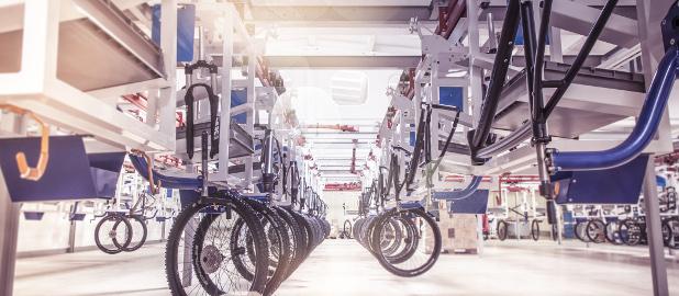 Der angeschlagene Fahrradhersteller Mifa prüft verschiedene Finanzierungsoptionen.