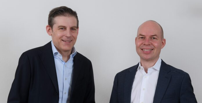 Von Affentranger zu Capitalmind: Die beiden M&A-Berater Markus Decker (links) und Thomas Ellenberger leiten künftig das Schweizer Büro der M&A-Beratung.