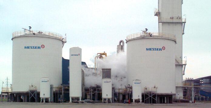 Der Gasekonzern Messer könnte den Zuschlag für das Amerika-Geschäft von Linde und Praxair erhalten.