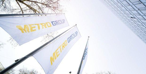 Der Handelskonzern Metro plant seine Aufspaltung in zwei unabhängige, börsennotierte Gesellschaften.