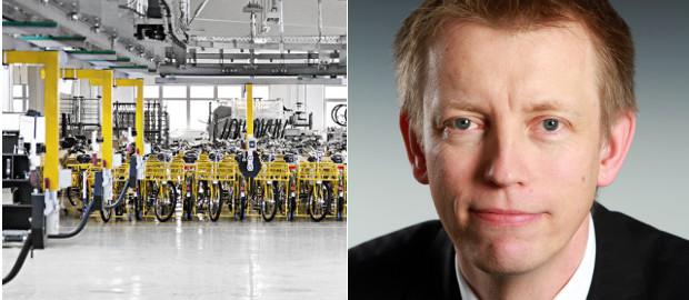 Stefan Weniger ist nicht mehr Vorstand bei Mifa, bleibt aber als Sanierer im Unternehmen.