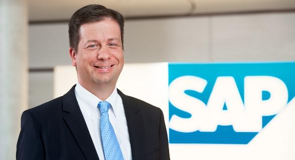 Der SAP-Finanzchef Luka Mucic profitiert vom Erfolg seiner Firma in der Cloud.