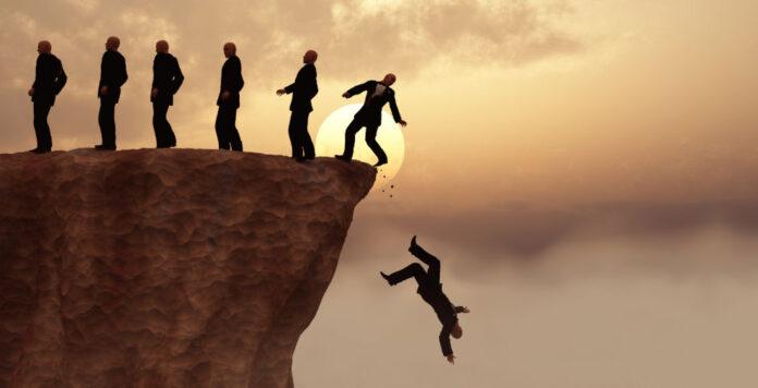 Am Ende des Weges: Private Equity ist an der gefürchteten Multiple-Klippe angekommen.
