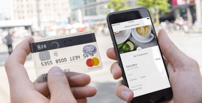 Die Online-Bank N26 erhält 170 Millionen Dollar. Die Bewertung des Start-ups schießt nach oben.