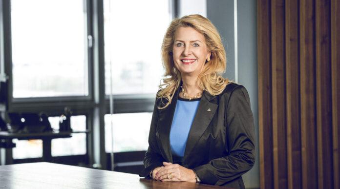 Neue Norma-CFO: Annette Stieve