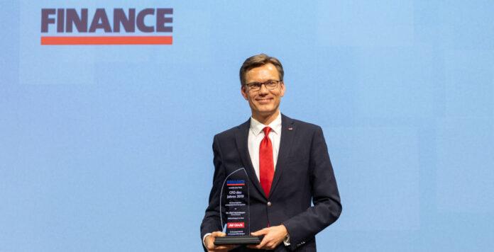 Er ist CFO des Jahres 2019: Cewe-Finanzchef Olaf Holzkämper