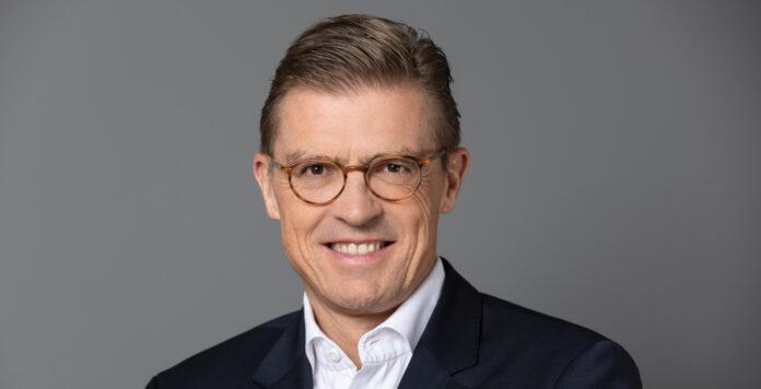 Oliver Seidl leitet die Finanzen von DB Schenker seit 2016.